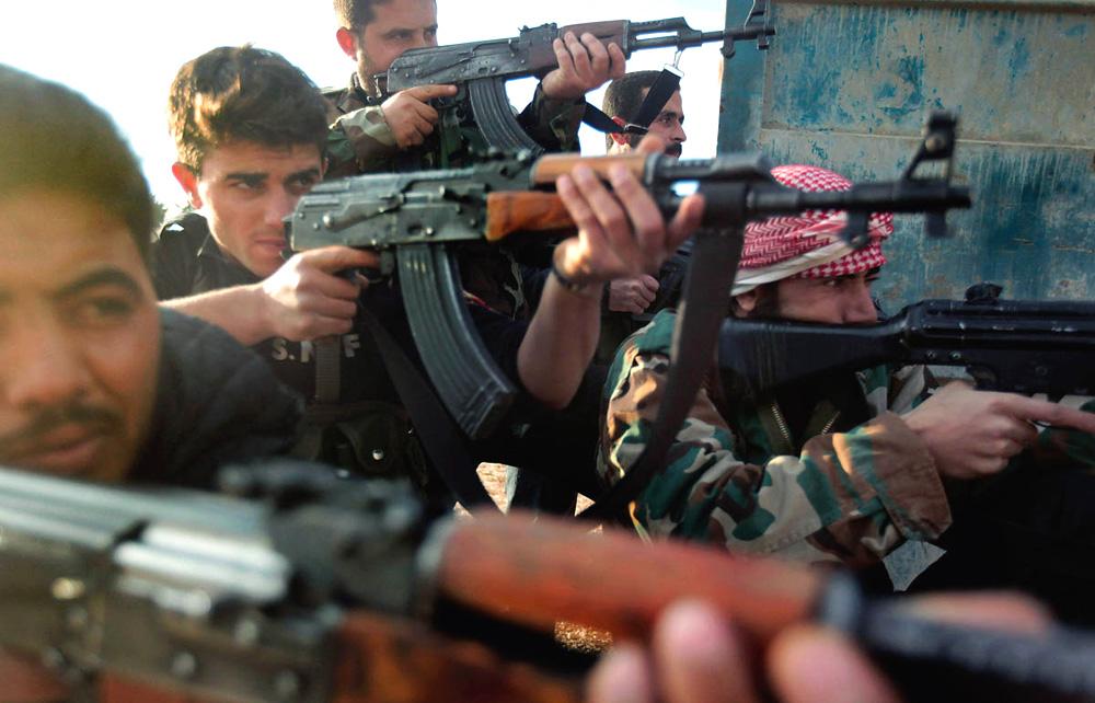 Фальсификация СМИ Украины: 103 солдата из РФ погибли в Сирии