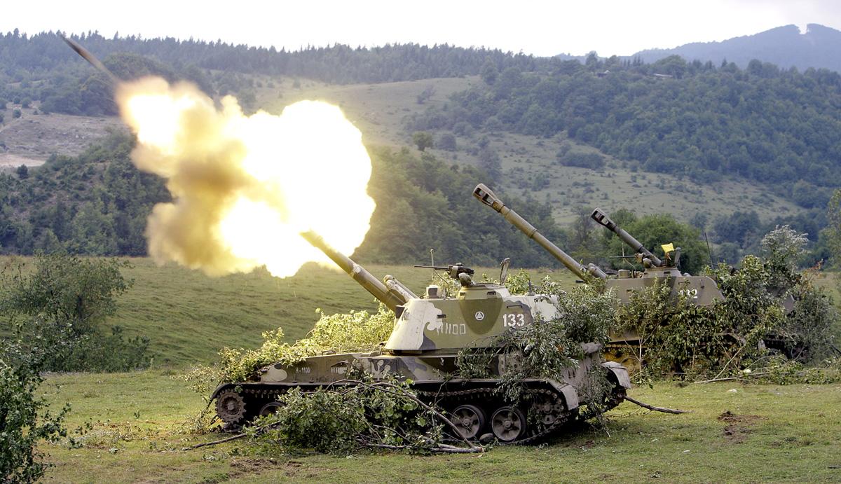 Конфликт в Южной Осетии в августе 2008 года: российско-грузинская война
