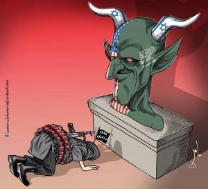 Карикатуры Самера Аль-Шамери (Samer Al-Shameeri)