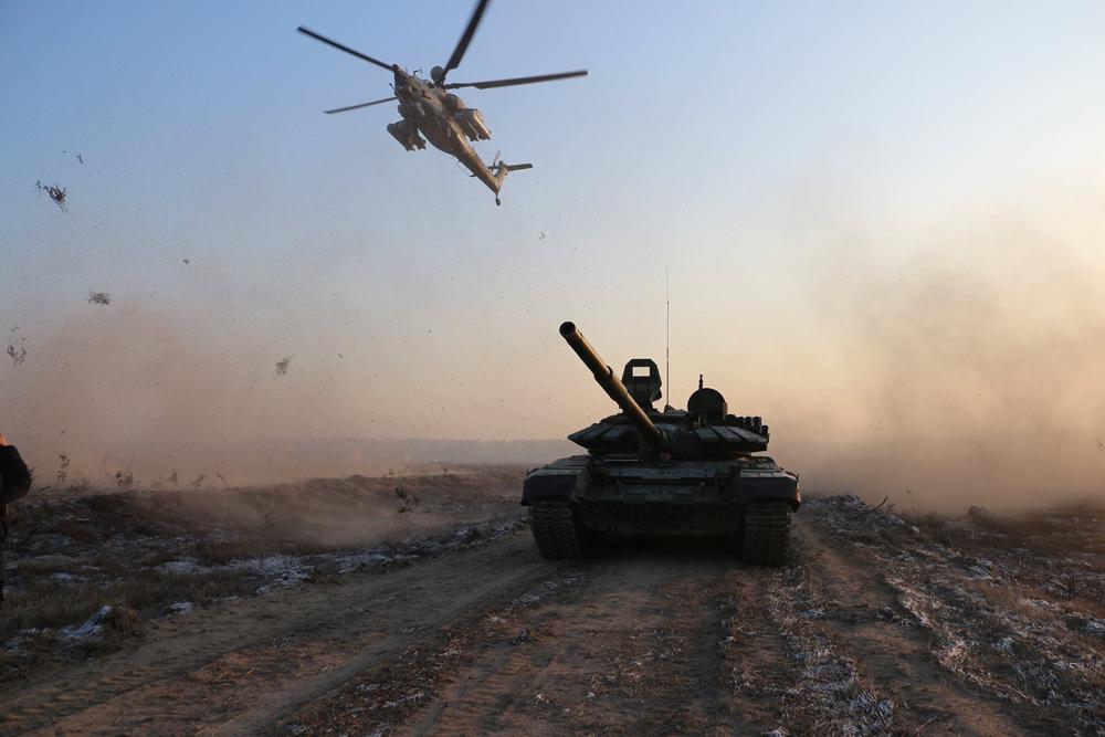 Грядет наземная операция в Сирии