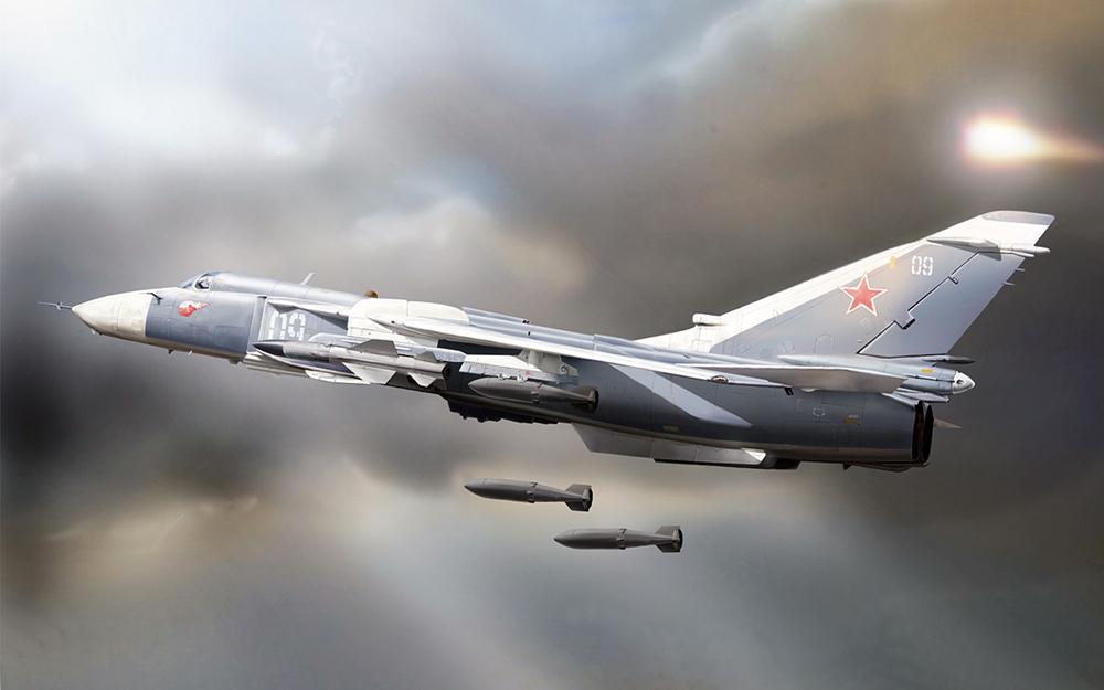 Турция сбила Су-24: как отреагировали в соцсетях