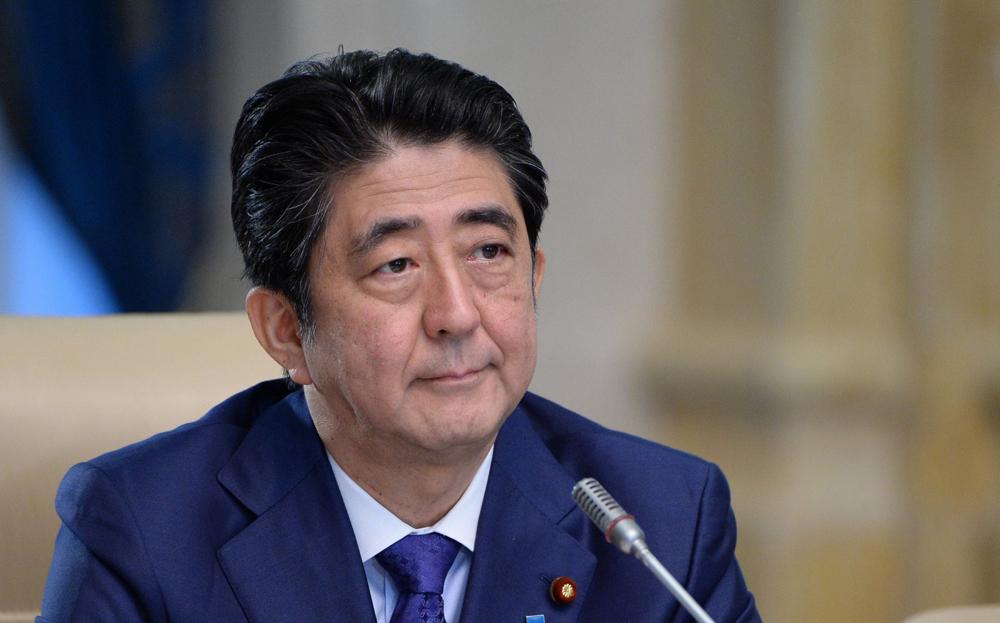 Премьер Японии: диалог с Россией необходим