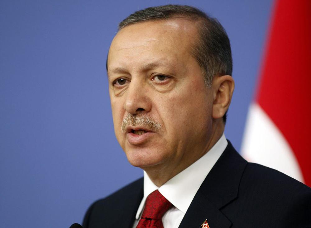 Эрдоган: Россия пытается создать новое государство в Сирии