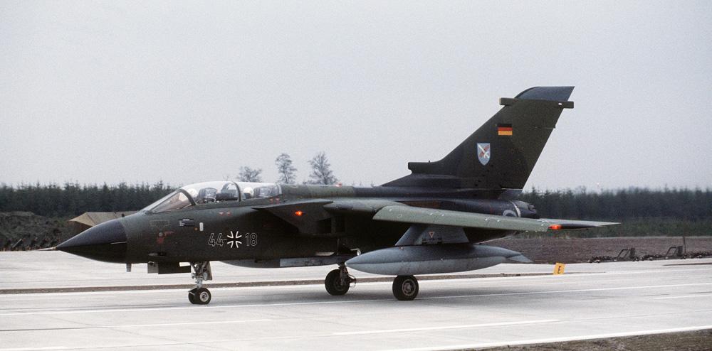 ВВС Германии начали военную операцию в Сирии и Ираке