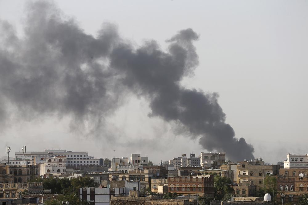 Иран обвинил Саудовскую Аравию в авиаударе по иранскому посольству