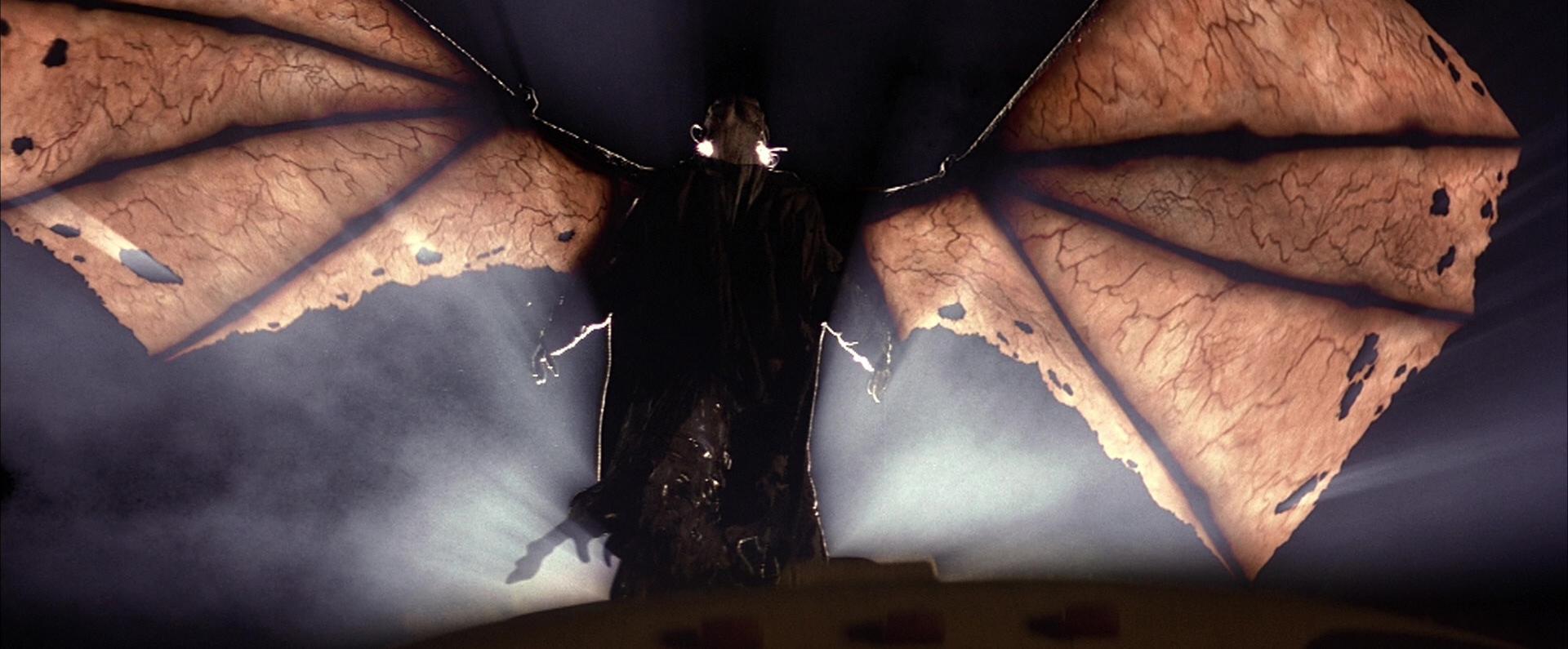 Крылья Крипера