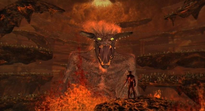 Сделка Спауна с демоном