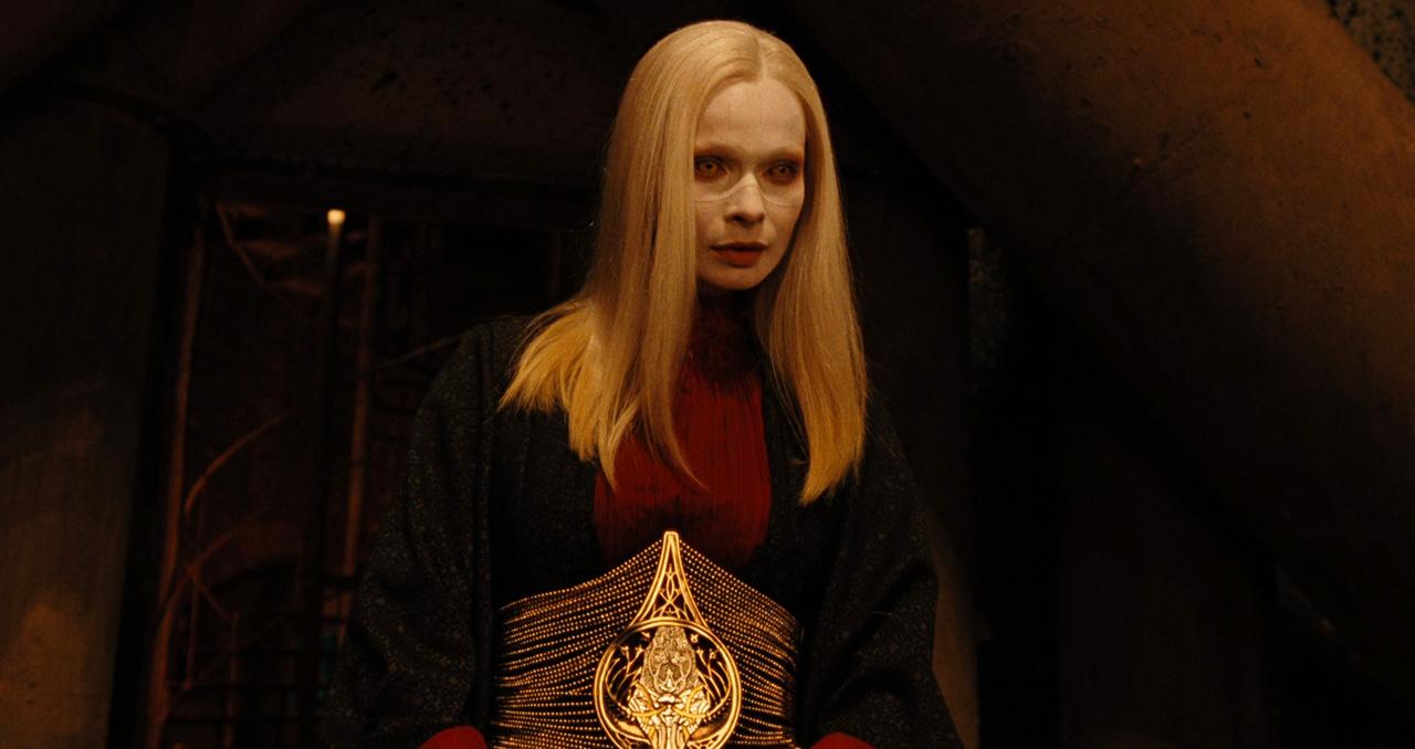 Нуалла - сестра-близнец принца