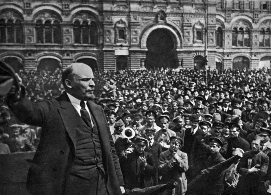 Октябрьская социалистическая революция 1917 года