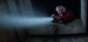 Кадр из фильма Кошачий глаз