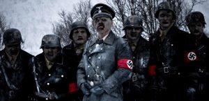 Кадр из фильма Синяя Операция Мертвый снег