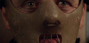 Кадр из фильма Молчание ягнят