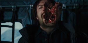 Кадр из киноленты Нечто 2011 года