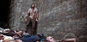Кадр из фильма Открытая могила