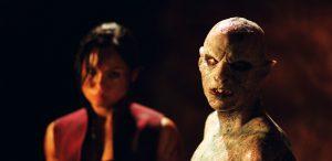 Кадр из фильма Спуск