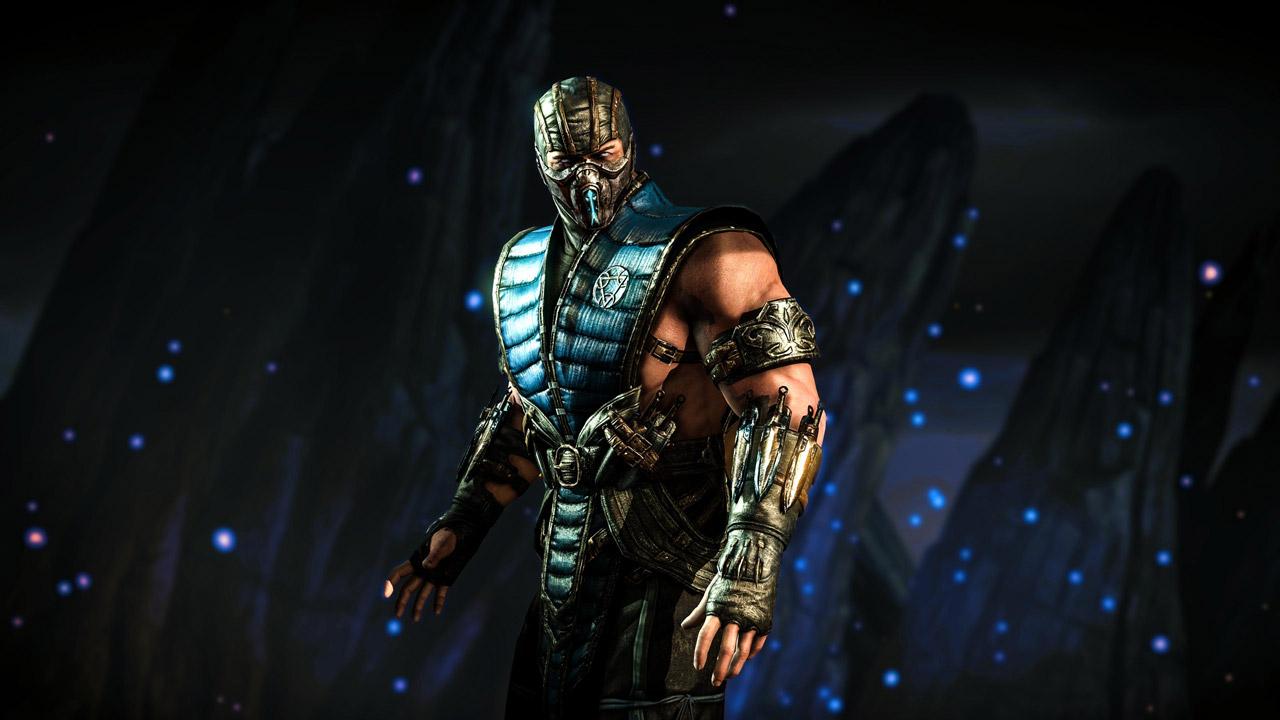 Так выглядит Саб-Зиро в игре Mortal Kombat X