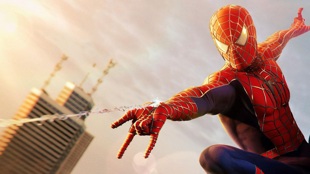 Звук паутины в Человеке-пауке