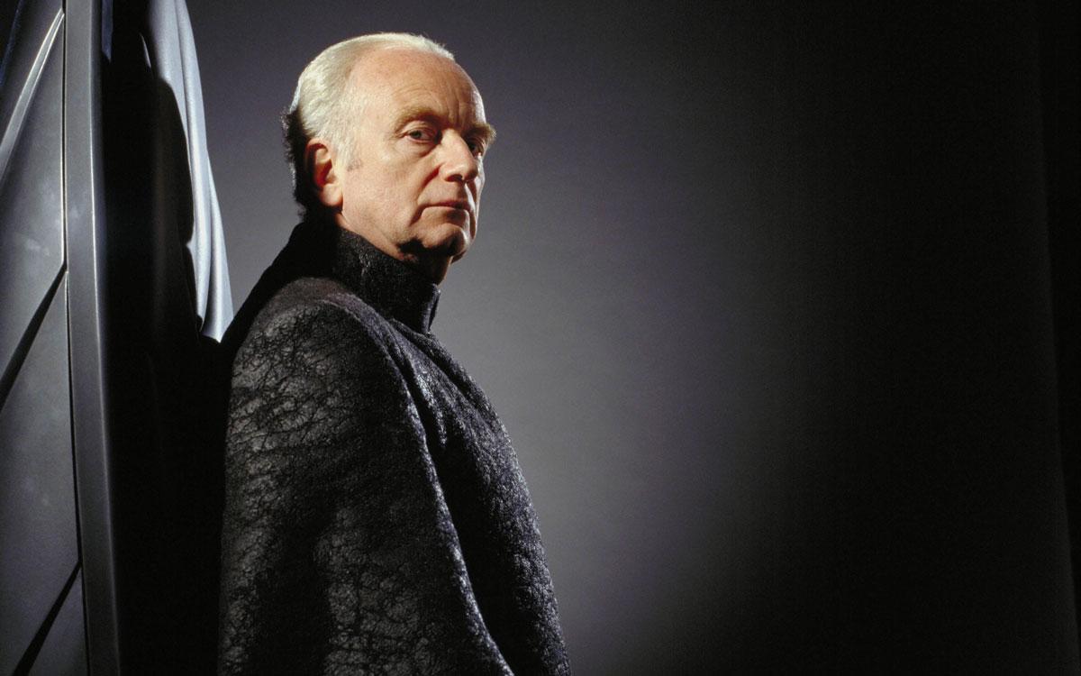 Палпатин пока еще канцлер Галактического Совета