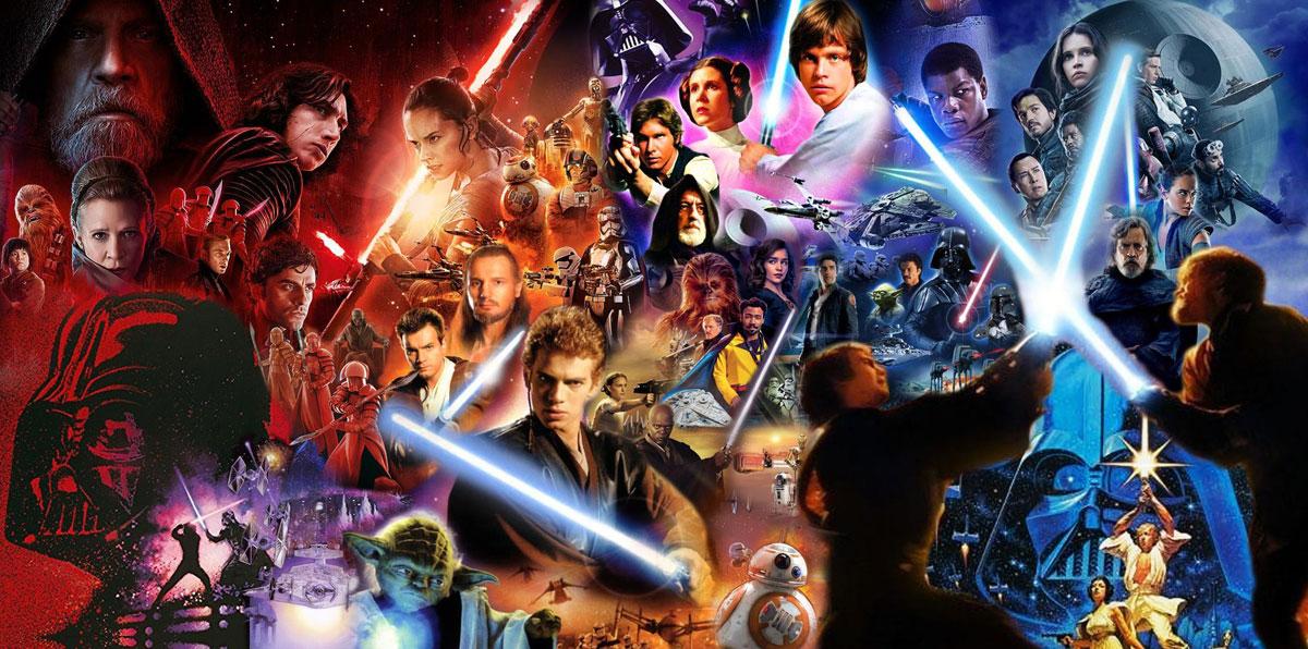 Полное объяснение всей истории Звездных войн