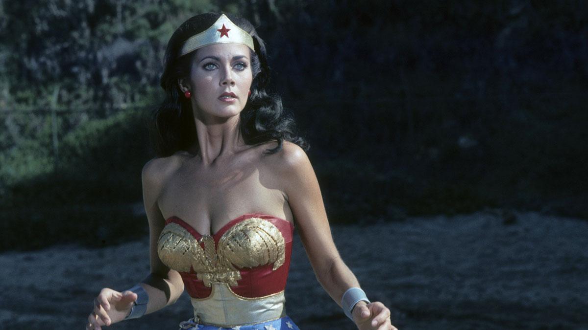 Линда Картер - первая Чудо-женщина в кино