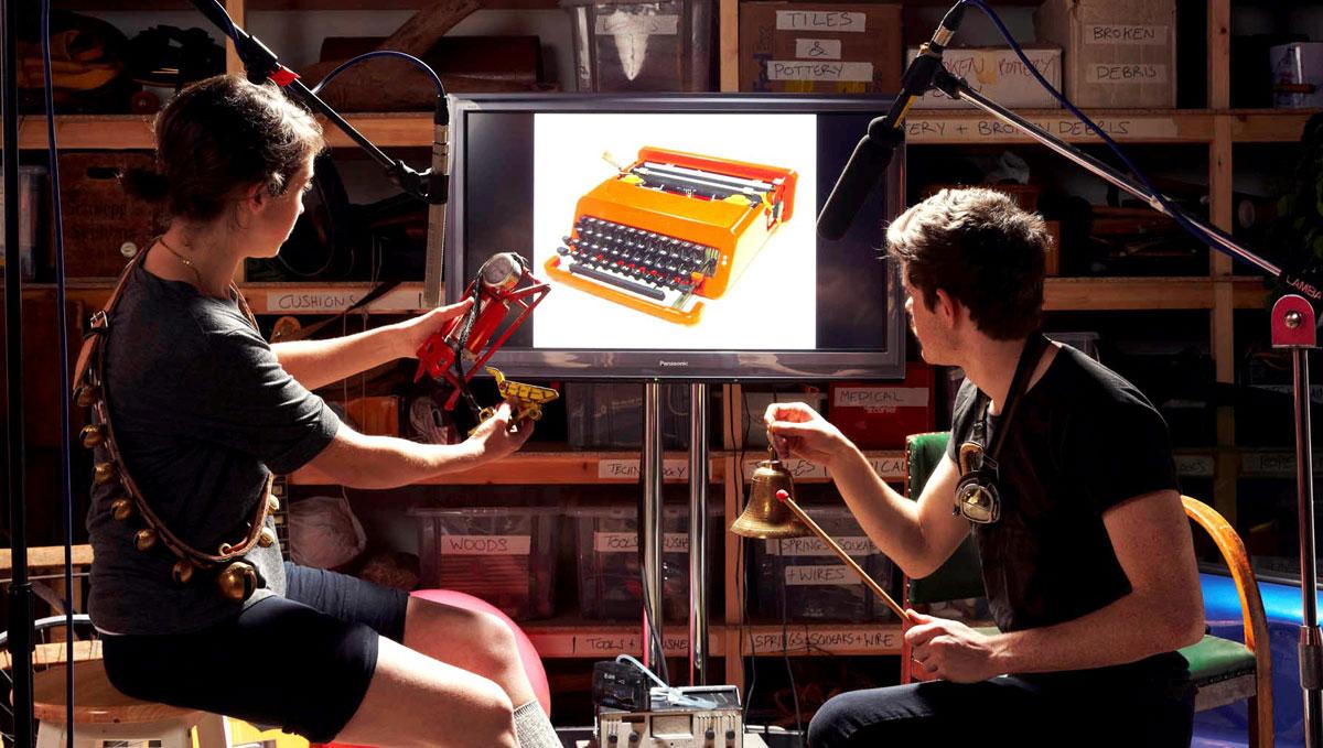 Создание звуков для фильмов: примеры странных способов озвучивания