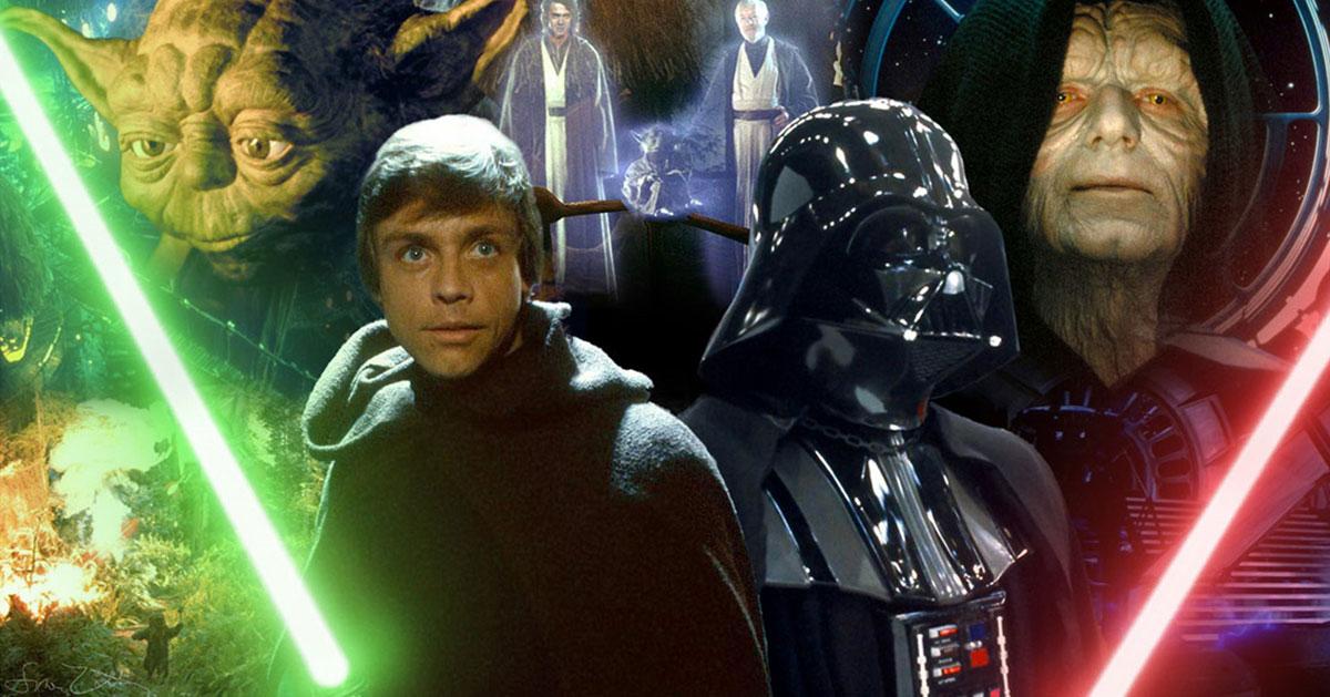 Постер: Звёздные войны: Эпизод 6 – Возвращение Джедая (1983)