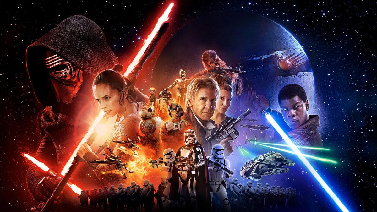 Постер: Звёздные войны: Эпизод 7 - Пробуждение силы (2015)