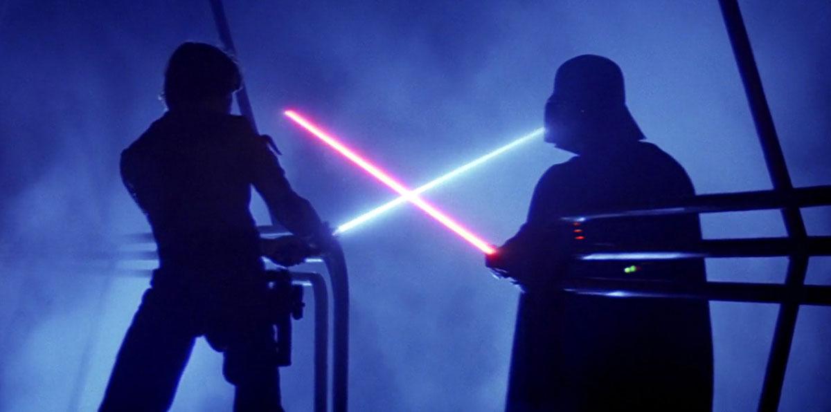 Озвучивание световых мечей: все помнят этот звук
