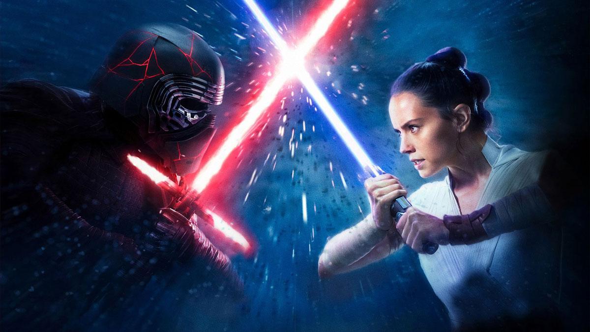 Постер: Звездные Войны: Скайуокер. Восход (2019)