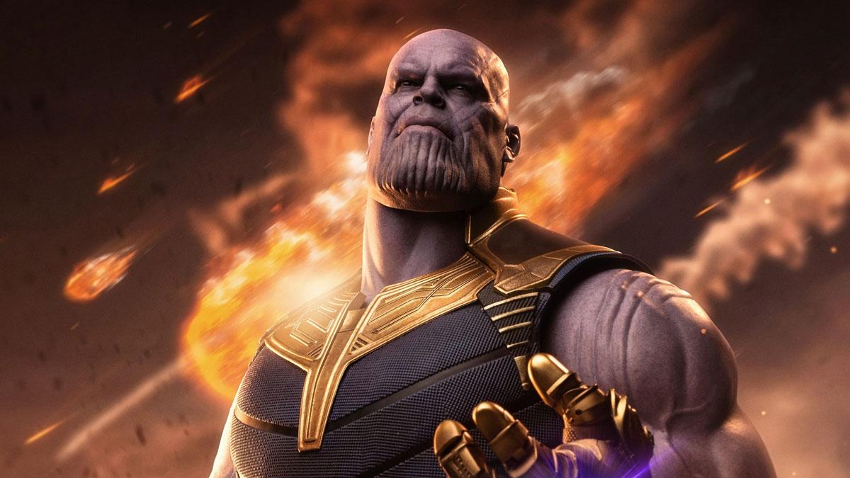 Танос - гроза вселенной!