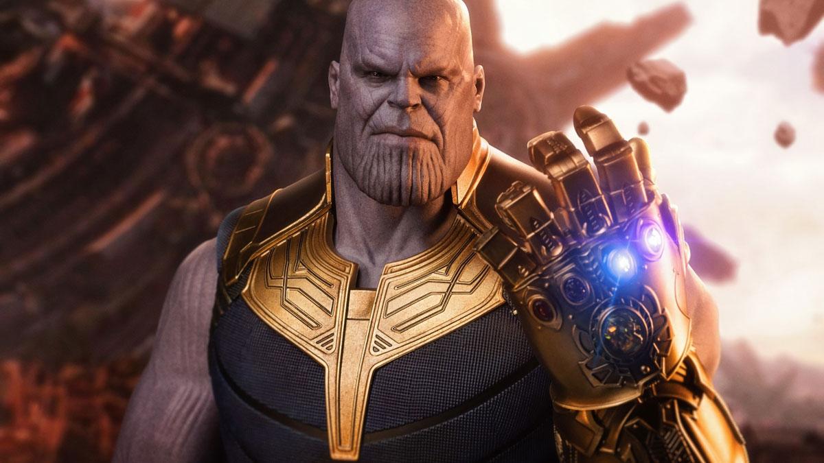 Танос: все о персонаже из Мстителей