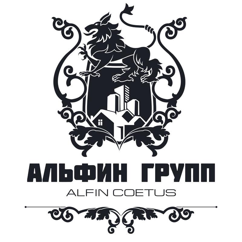 Логотип Альфин Групп