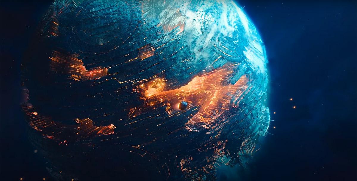 Родная планета Автоботов, из которой Бамблби прибыл на Землю