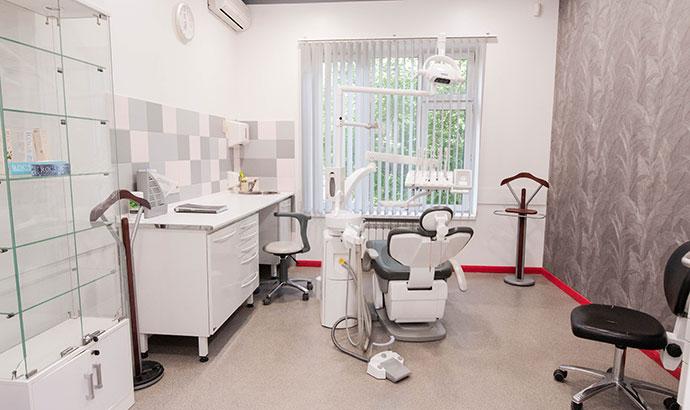 Кабинет в Brain Mark Dental Studio