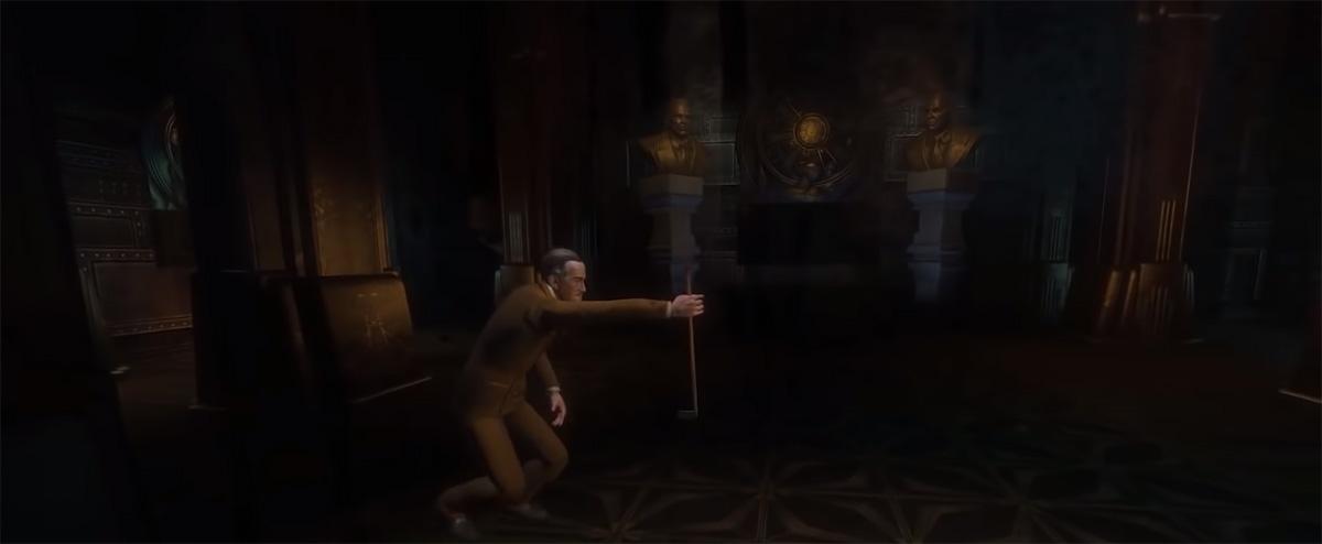 Bioshock: Эндрю Райан приказывает убить себя клюшкой от гольфа