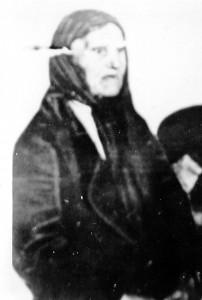 Фотография родной бабушки Павлика Морозова