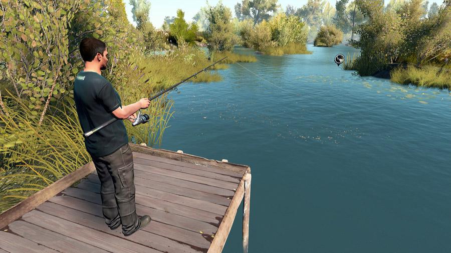 Симулятор рыбака: Euro fishing