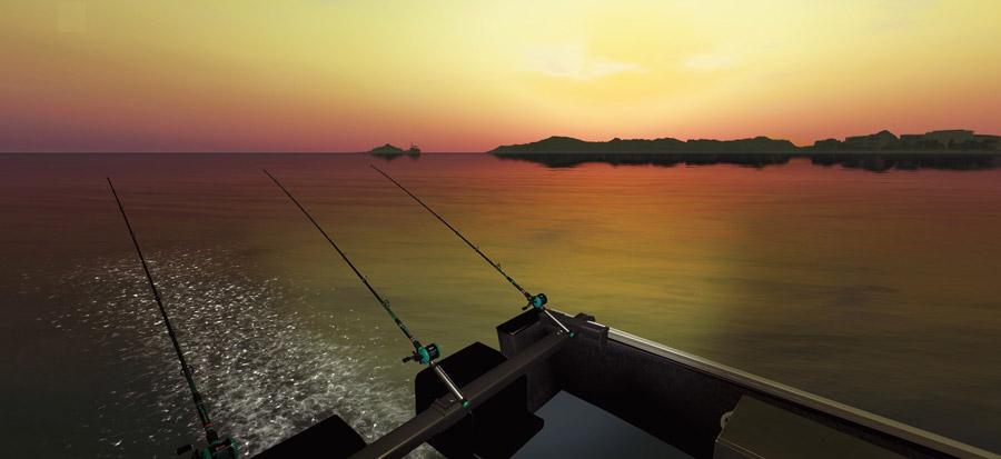 Симулятор рыбной ловли: Fisher online