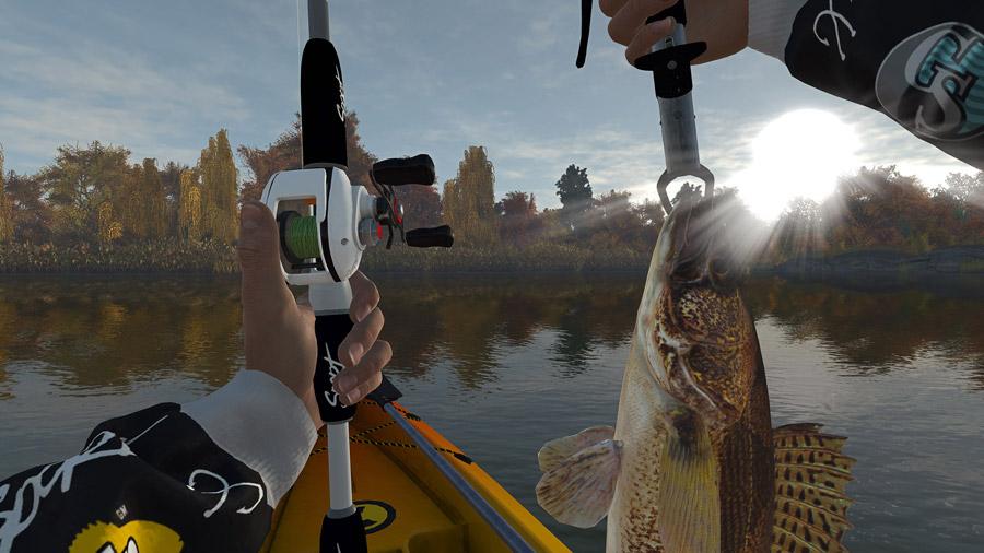 Игра о рыбалке: Fishing planet
