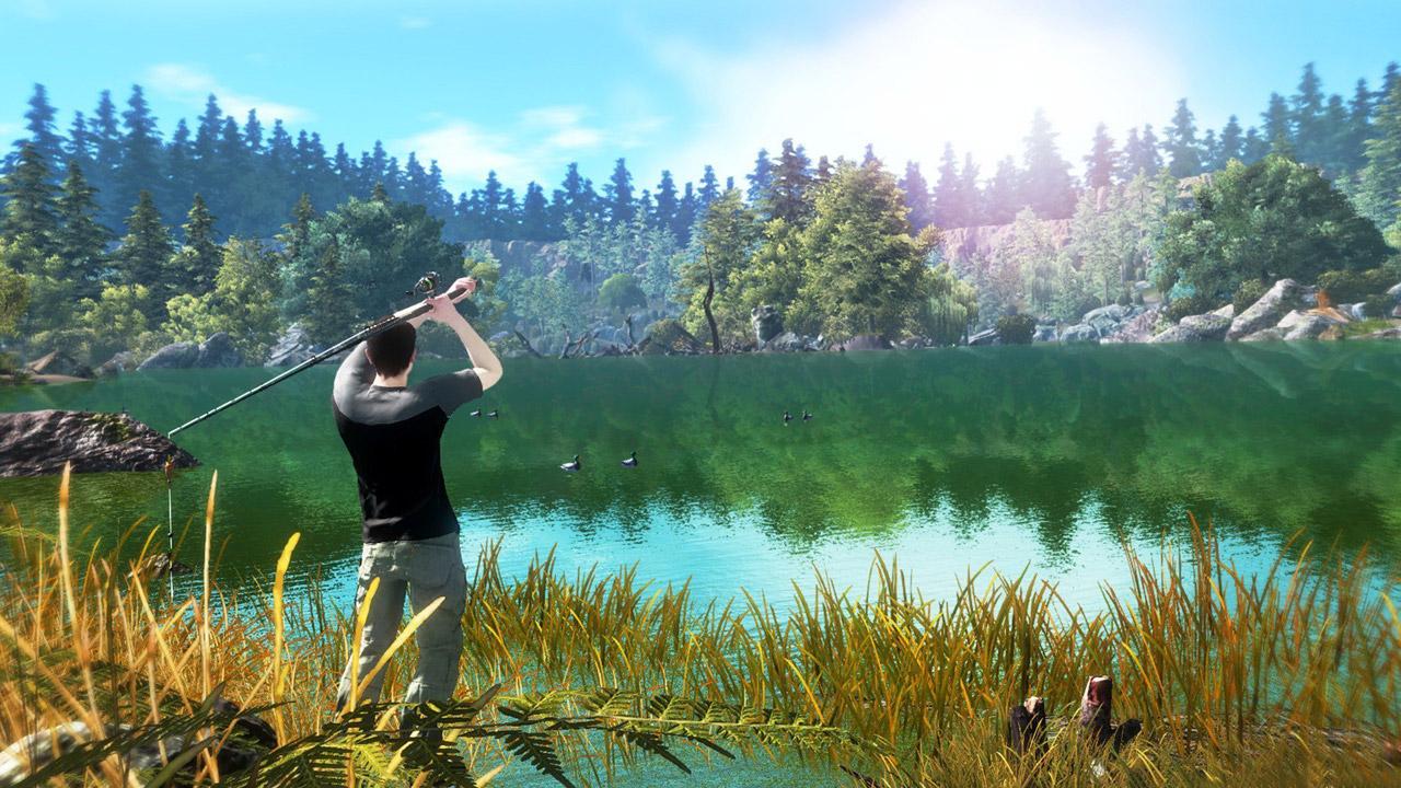 Топ 10 симуляторов рыбалки на ПК: лучшие компьютернигры про рыбалку