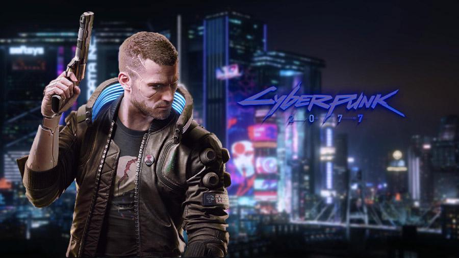 Вселенная Ceberpunk 2077