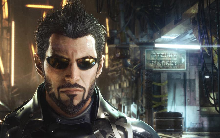 Киберпанк-франшиза Deus Ex