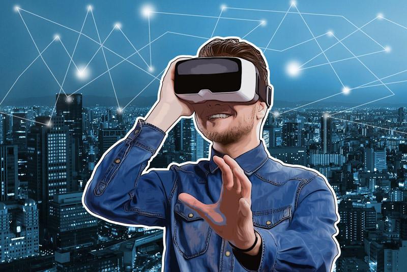 Блокчейн в технологиях дополнительной реальности
