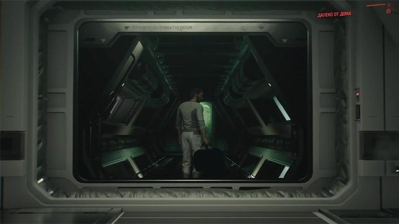 Концовка Cyberpunk 2077 - уход в Микоши