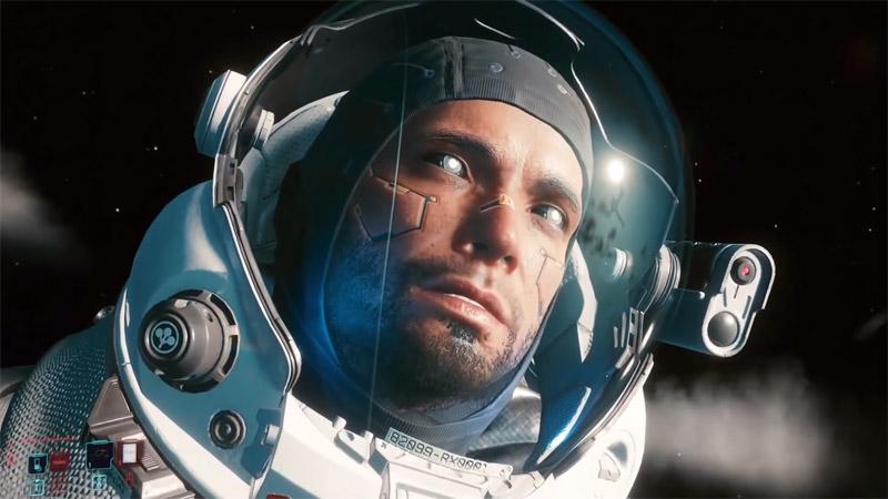 Концовка Cyberpunk 2077: Ви умирает в открытом космосе