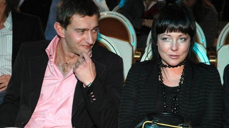 Константин Хабенский и его первая жена Анастасия Смирнова