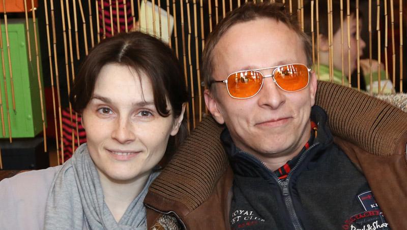 Иван Охлобыстин вместе со своей женой Оксаной