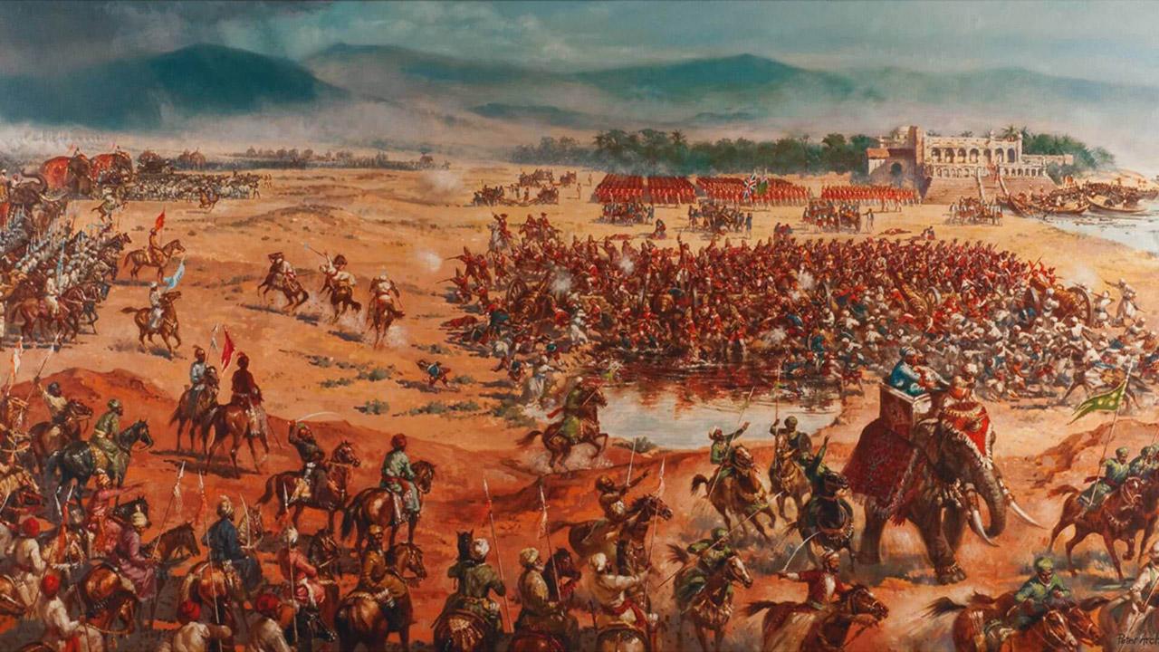 Как Британия захватила Индию: история колонизации