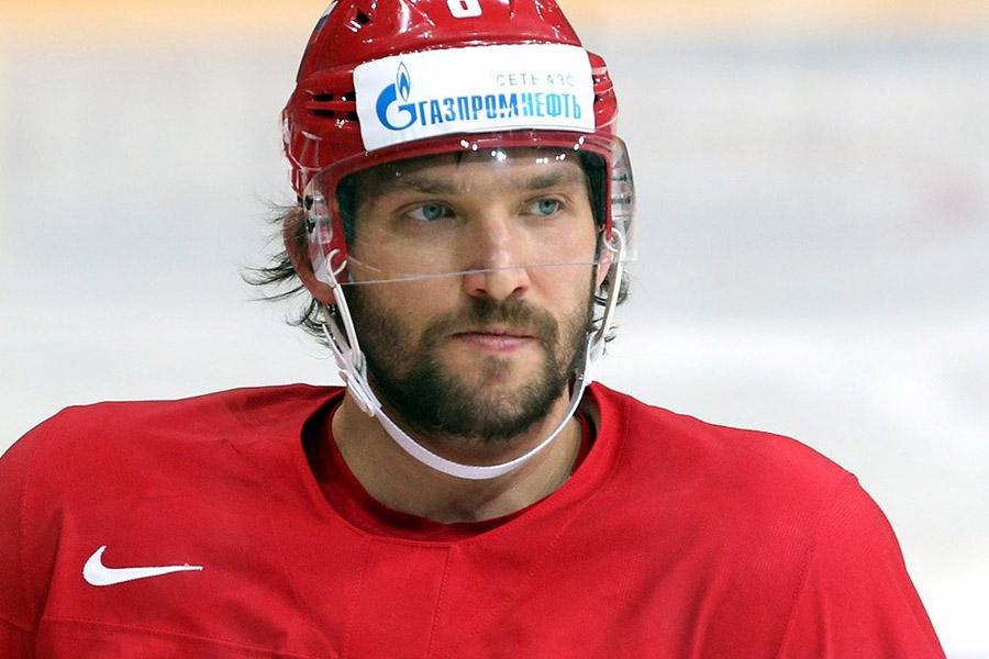 Александр Овечкин: биография хоккеиста, сколько зарабатывает, личная жизнь