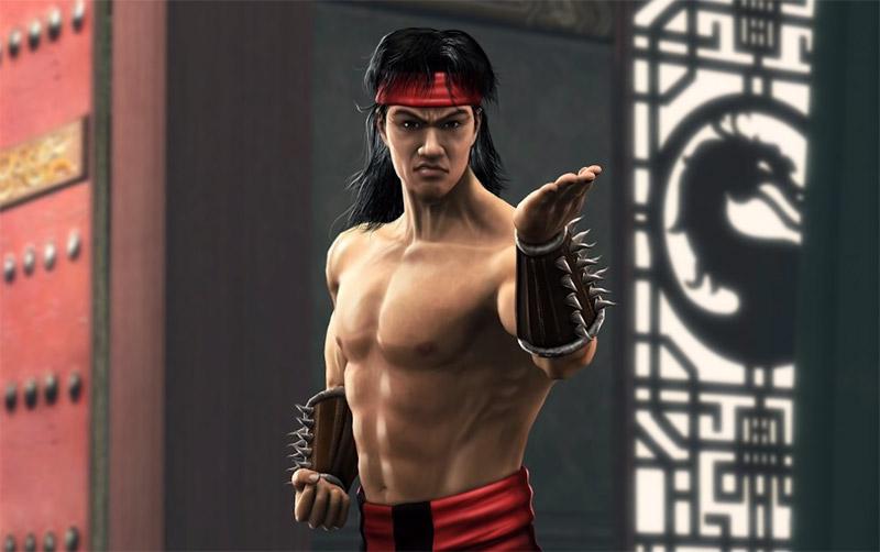 Лю Кан - воин из ордена Белого Лотоса